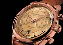 Часы Carl F. Bucherer Manero Flyback