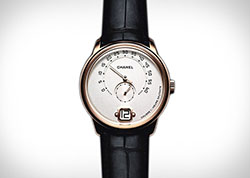 Часы Chanel Monsieur de Chanel