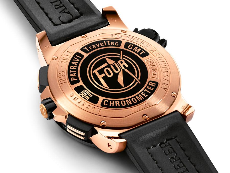 Часы Carl F.Bucherer  Patravi TravelTec FourX LE