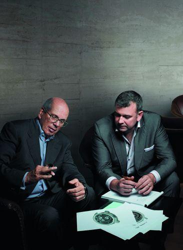 MELB: ее глава Жорж-Анри Мейлан и Гийом Тетю разделяют общие часовые ценности
