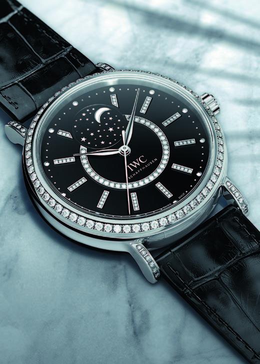 Часы IWС Portofino Midsize Automatic Moon Phase