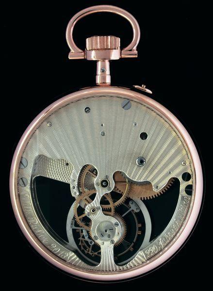 Chronometer Flying Tourbillon в карманном и наручном исполнении