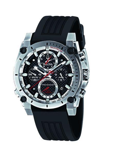 Часы Bulova Precisionist Champlain Chronograph