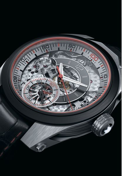 Часы Montblanc TimeWalker Chronograph 100