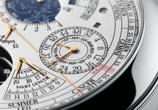 Vacheron Constantin представил самые сложные часы в мире