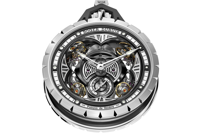 Roger Dubuis Excalibur Spider Pocket Time Instrument с калибром RD101