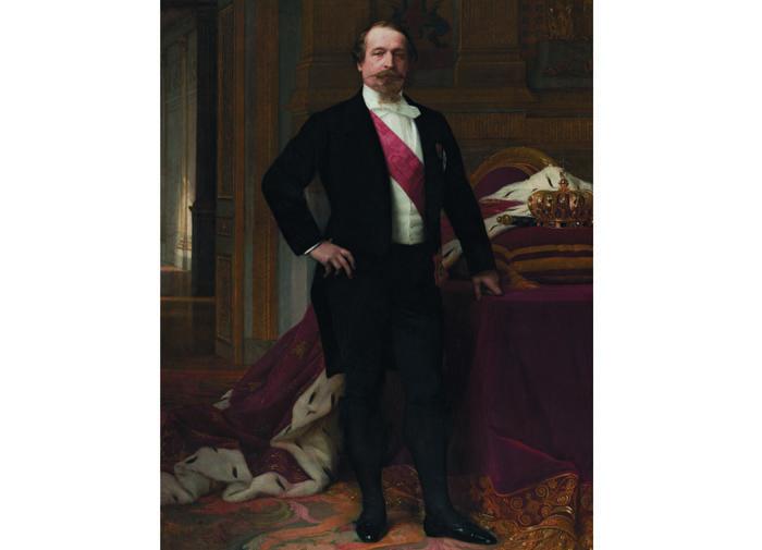 Наполеон III, постоянный клиент Czapek & Cie