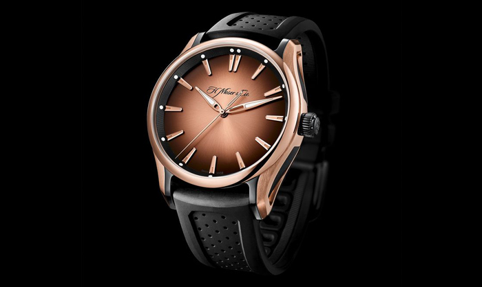 Спортивные часы H.Moser & Cie Pioneer Centre Seconds