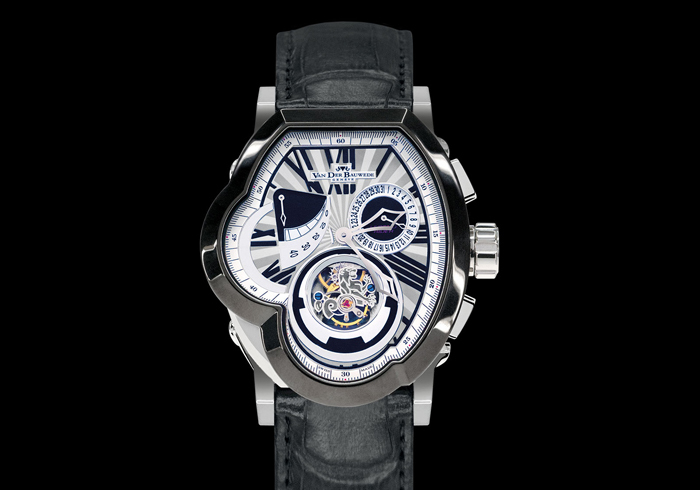 Дизайнерские часы Van der Bauwede Legend T. Crown Tourbillon