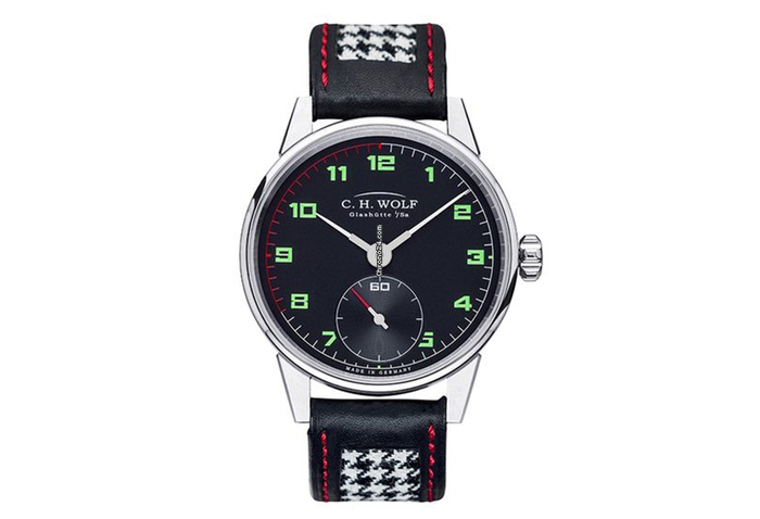 Классические часы C. H. Wolf Racing Speed 11