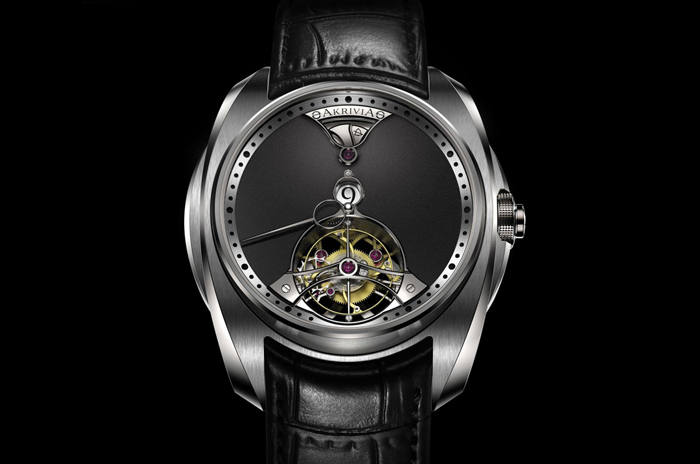 Сложные часы AkriviA Tourbillon Chiming Jump Hour