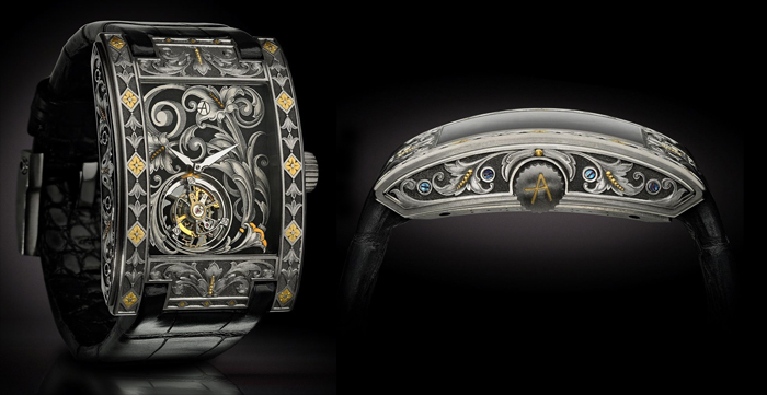 Сложные часы ArtyA Arabesque Tourbillon