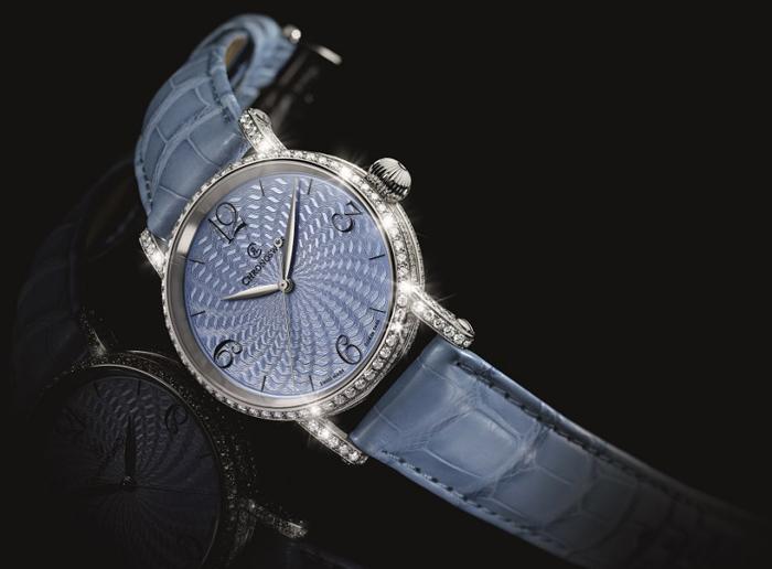 Дамские часы Chronoswiss Srius Artist Diamond