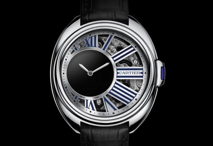 Cle de Cartier Mysterious Hour с калибром 9981 MC
