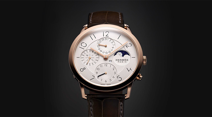 Лучший календарь: Slim d'Hermes QP от Hermes