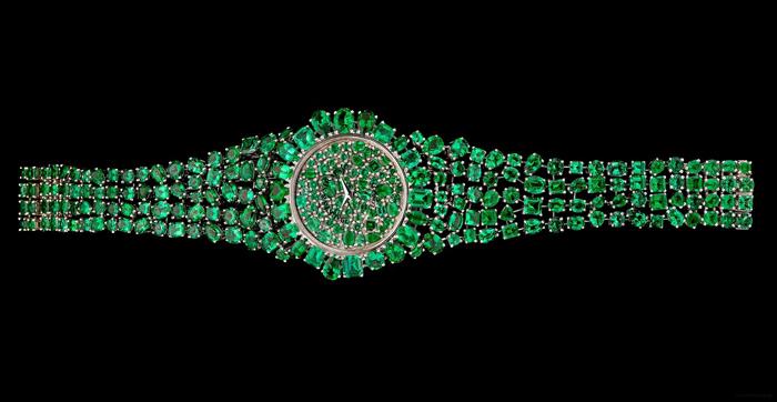 Дамские часы Backes & Strauss Piccadilly Princess Royal Emerald Green