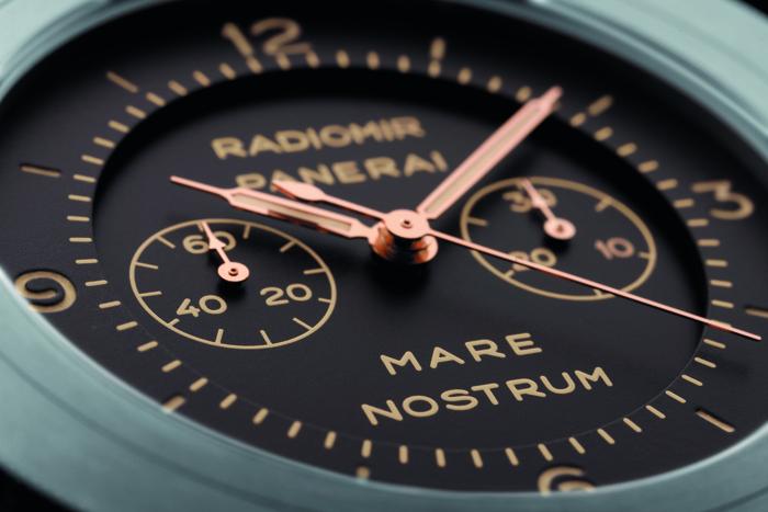 Спортивные часы Officine Panerai Mare Nostrum Titano