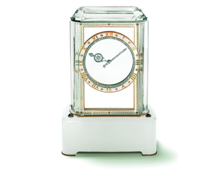 «Model A» Mystery Clock