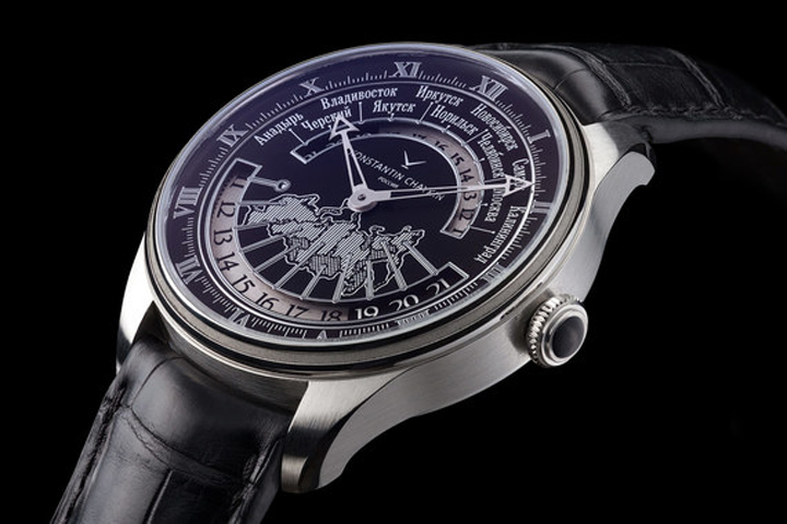 Дизайнерские часы Konstantin Chaykin время России