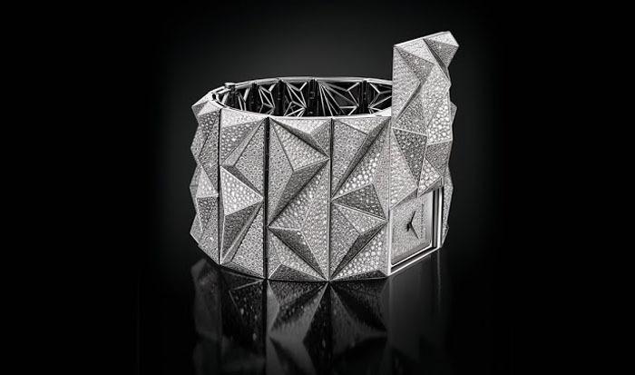 Лучшие ювелирные дамские часы: Diamond Punk от Audemars Piguet