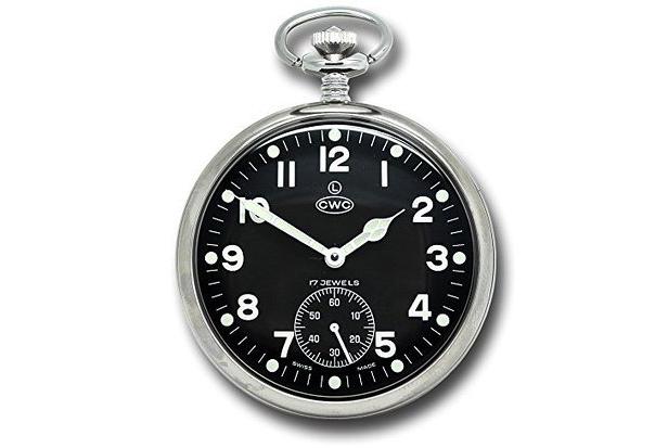 CWC Military Pocket Watch выпускаются компанией Cabot