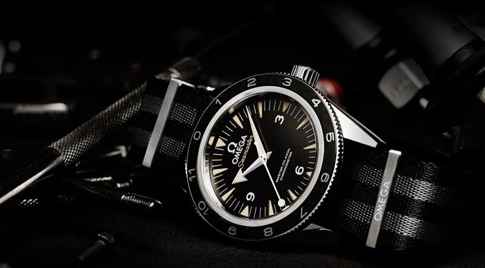 Часы Omega Seamaster 300 «Spectre» Limited Edition