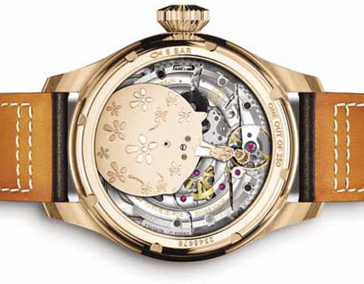 IWC Big Pilot's Watch Annual Calendar Edition «Le Petit Prince» Реверс