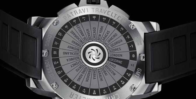 Часы Carl F. Bucherer Patravi TravelTec II