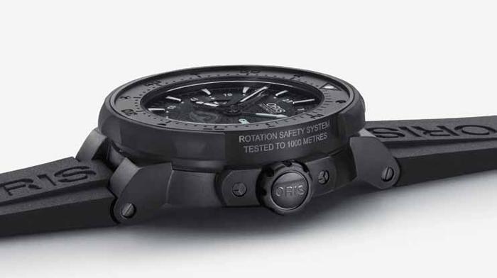 Часы Oris Force Recon GMT