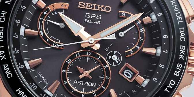 Часы Seiko Astron Dual Time Novak Djokovic LE