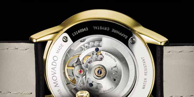 Часы Movado 1881 Automatic