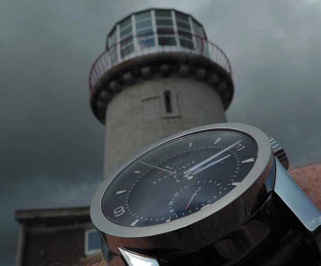 Schofield Signalman GMT на базе Soprod