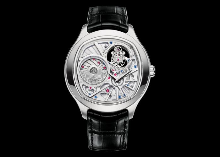 Часы Piaget Cushion Emperador Tourbillon