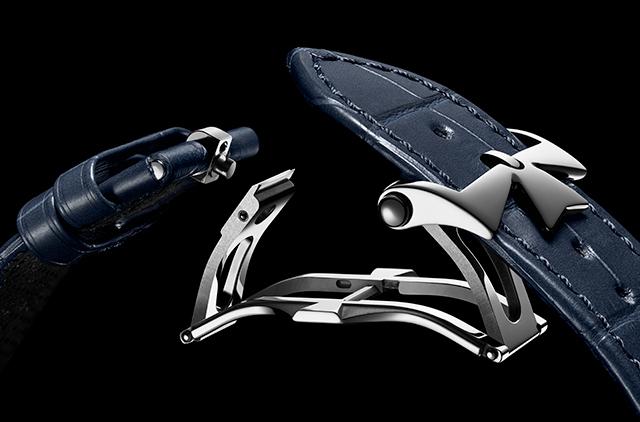 эксклюзивная система замены ремешка и застежки Vacheron Constantin