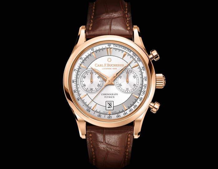 Carl F. Bucherer Manero Flyback 2016