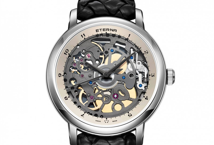 Eterna Skeleton 160th Anniversary 2016