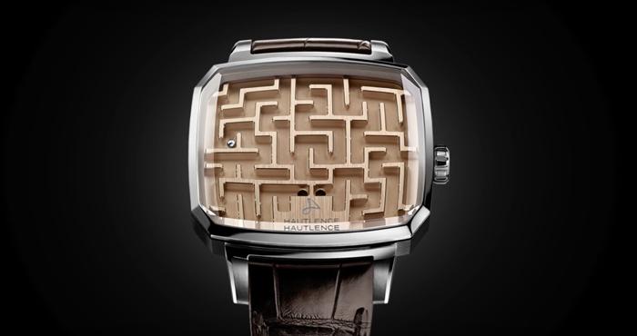 Hautlence Labirynth часы без часового механизма