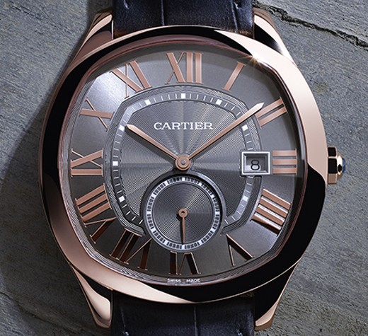 Drive de Cartier с автоматическим калибром 1904-PS MC