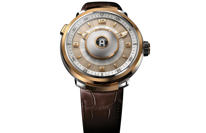 Faberge Visionnaire DTZ 2016