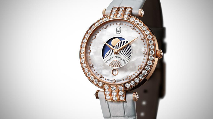 Harry Winston Premier Moon Phase 2016