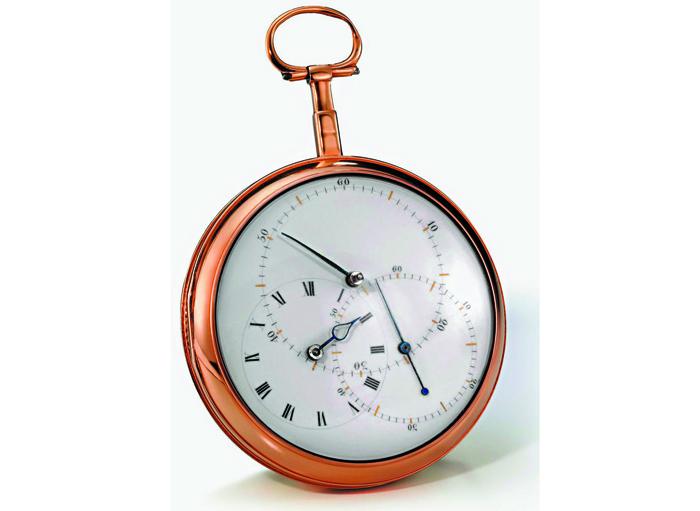Хронометр №93 Иоганна Хайнриха Сейфферта, 1807 г.