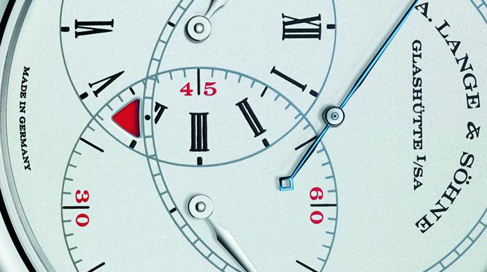 Часы A. Lange & Sohne Richard Lange Jumping Seconds