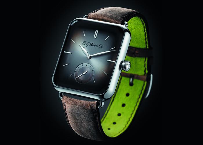 Swiss Alp Watch с калибром HMC 324