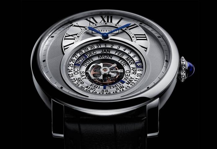 Часы Cartier Rotonde de Cartier Astrocalendaire