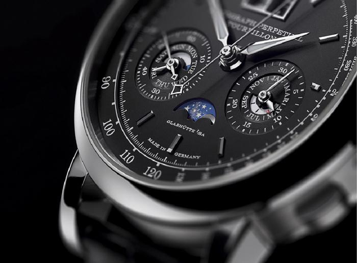 Часы A. Lange & Sohne Datograph Perpetual Tourbillon