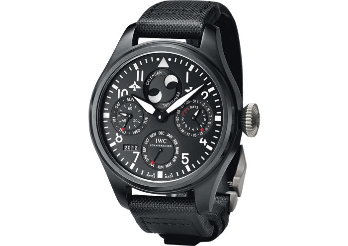 Часы IWC Big Pilot's Watch Perpetual Calendar TOP GUN