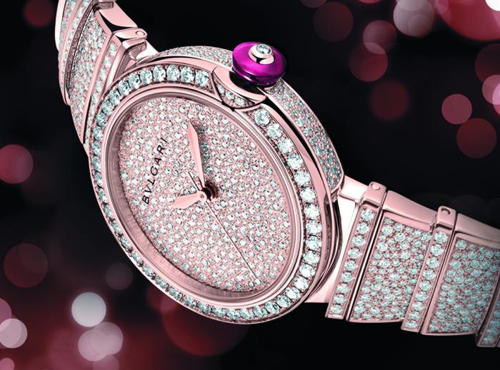Часы Lucea High Jewellery