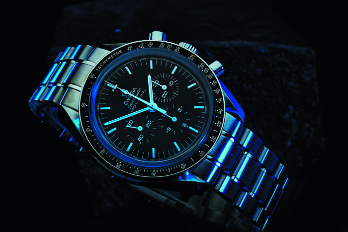 Часы Omega Speedmaster Moonwatch Professional