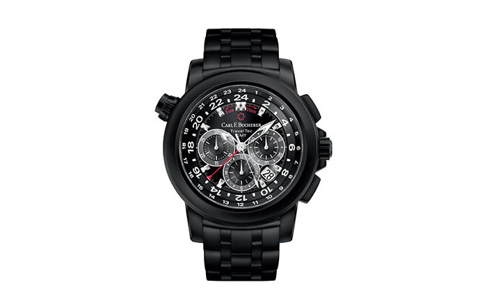 Часы Patravi TravelTec Black