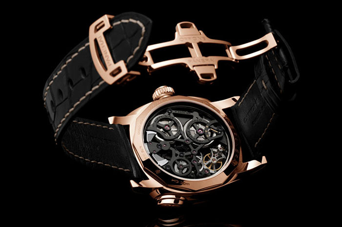 Часы Radiomir 1940 Minute Repeater Tourbillon GMT